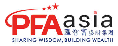 PFA ASIA - WISE MONEY PLANNING