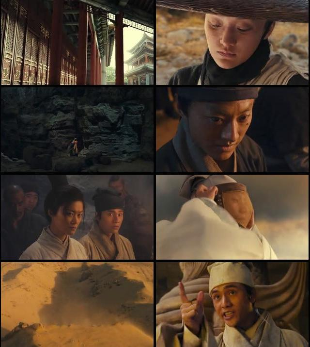 Flying Swords Of Dragon Gate 2011 Dual Audio 480p BRRip