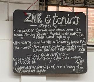 Zak & Tonics