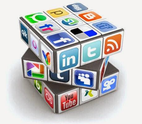 Desain Akun Sosial Media