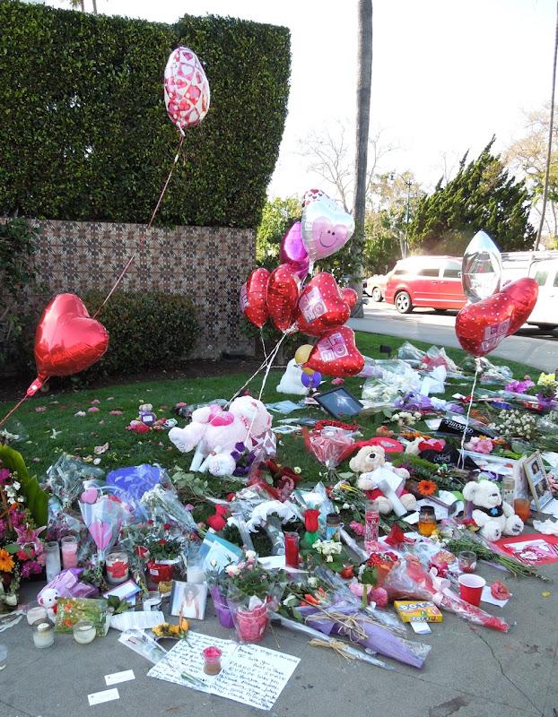 Whitney Houston tribute Beverly Hilton