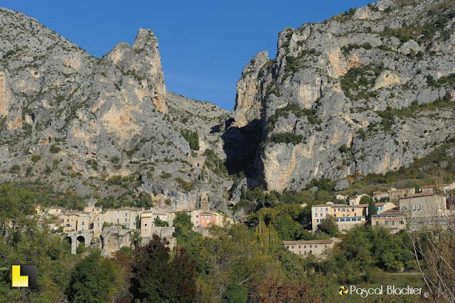 moustiers sainte marie photo pascal blachier