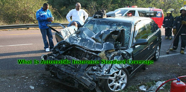 What Is Automobile Insurance Standard Coverage