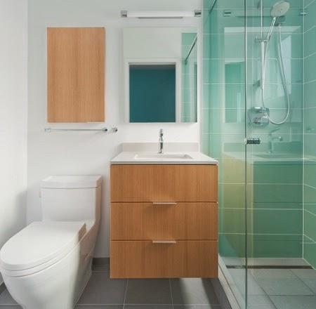 Kamar mandi sederhana 2