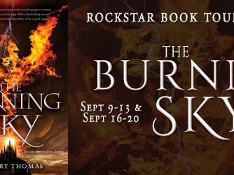 The Burning Sky Excerpt + Blog Tour