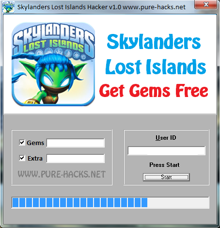 SKYLANDERS LOST ISLANDS CHEATS FOR IOS & ANDROID – GET UNLIMITED