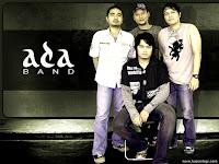 """ADA Band merupakan band musik yang berasal dari Jakarta. Grup ini awalnya didirikan oleh Suriandika Satjadibrata, Ibrahim Imran, Krishna Balagita, Iso Eddy H dan Elif Ritonga. Namun di tengah perjalanan karirnya grup ini mengalami banyak pergantian personel. Grup musik yang melejit melalui tembang-tembangnya seperti """"Masih"""", """"Manusia Bodoh"""" dan """"Karena Wanita"""" ini personelnya yang terkini adalah Suriandika Satjadibrata, Donnie Sibarani, Marshal Surya Rachman dan Aditya Pratama.    Personil :  Donnie Sibarani (Donnie) : Vokal   Suriandika Satjadibrata (Dika) : Bass dan Backing vocal   Marshal Surya Rachman (Marshal) : Gitar   Aditya Pratama(Adi): Drum  Biografi  Ada Band terbentuk pada tahun 1996, dengan anggota Ibrahim Imran (Baim) pada gitar & vokal, Iso Eddy H (Iso) pada keyboard & backing vocal, Elif Ritonga (E'el)pada drum, dan Khrisna Balagita (Khrisna) pada keyboard/piano. Pada tahun 1997, ADA Band merilis album pertama dengan judul """"Seharusnya"""". Lagu """"Seharusnya"""" menjadi andalan dalam album perdana mereka.  Mereka merilis album kedua, setelah vakum selama 2,5 tahun, berjudul """"PerADAban 2000"""" di bulan Juli 1999. Lagu di album ini antara lain lagu """"Oughh...!!!"""", """"Bilakah?"""", dan """"Tinggalkanlah Cinta"""". Setelah album kedua, Iso dan E'el hengkang dari ADA Band."""