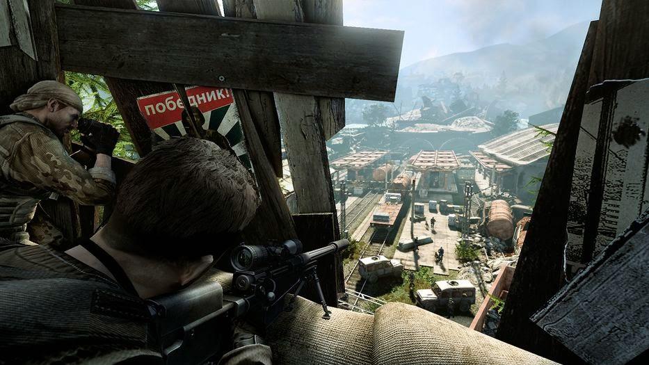 Sniper Ghost Warrior 2012 FULL REPACK [Free]