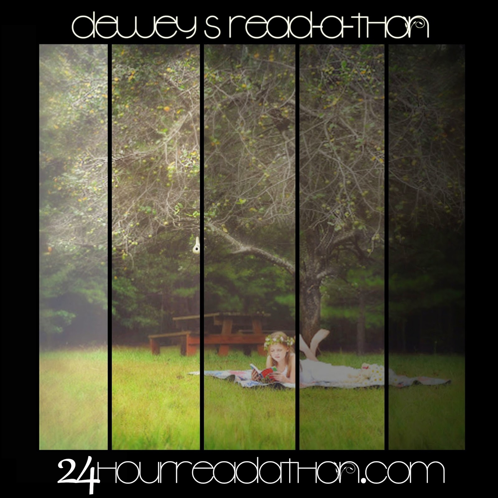 Dewey's 24 hour readathon