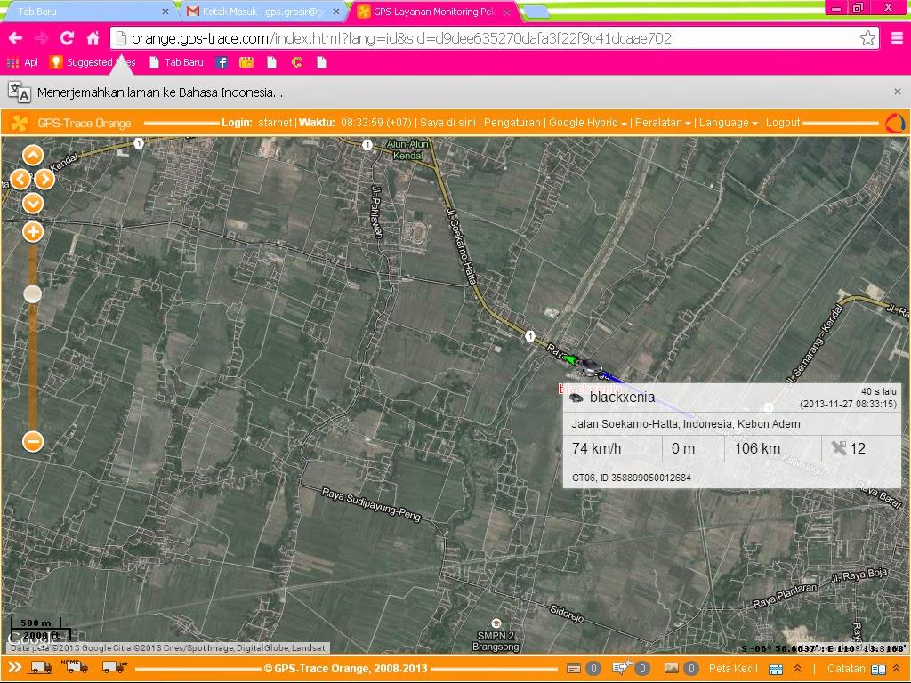 bagaimana cara menyeting Sell GPS tracker Online Untuk MspyPlus