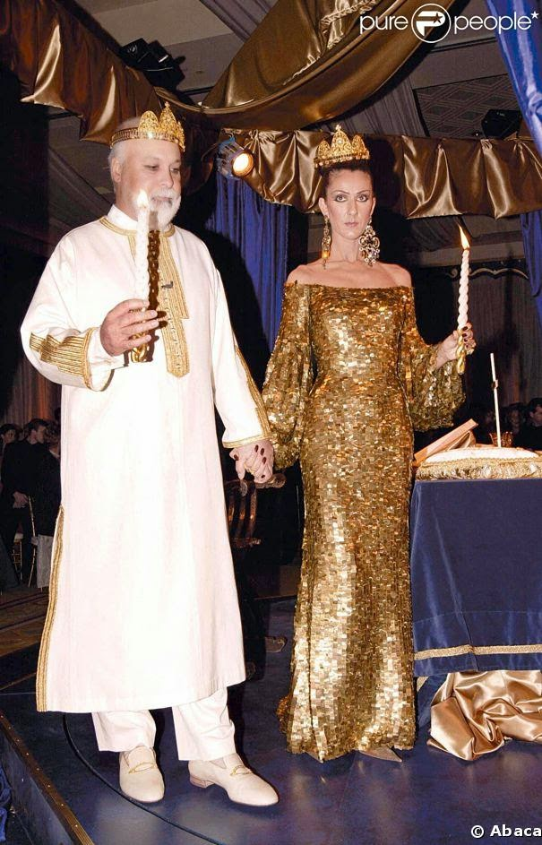 Celine And Renes Wedding Vow Renewal January 52000
