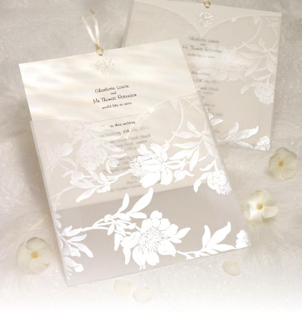 Convites De Casamento Convites De Casamento Em Papel Vegetal 04