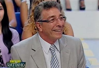 De luto, Ratinho dedica programa ao doutor Farhat