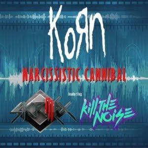 Korn - Narcissistic Cannibal (feat. Skrillex & Kill The Noise) Lyrics