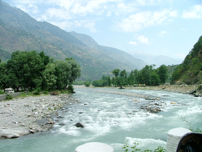 Wonderful Place in kullu manali