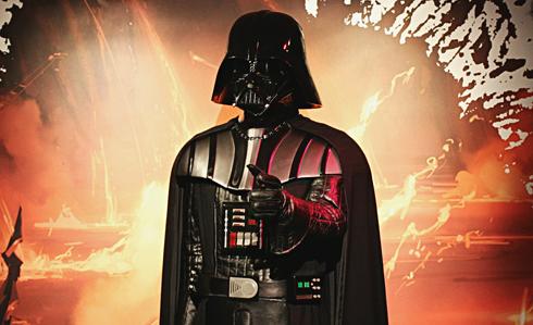 darth vader star wars power of costume exhibit