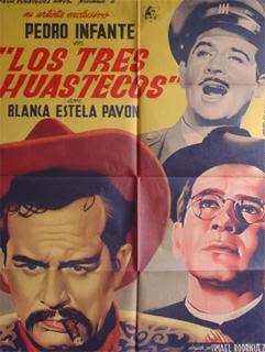 Los Tres Huastecos – DVDRIP LATINO