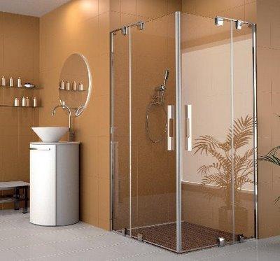 Mamparas para ducha y ba era alces carpinter a de - Baneras plegables para duchas ...