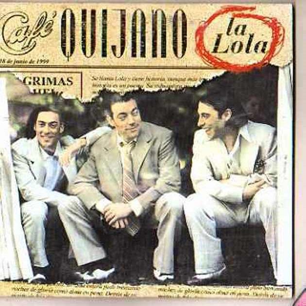 La Lola Cafe Quijano Album