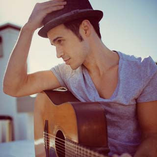 Kris Allen &#8211; Blindfolded Lyrics | Letras | Lirik | Tekst | Text | Testo | Paroles - Source: musicjuzz.blogspot.com