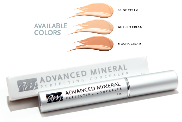Conceal Like A Celebrity With Advanced Mineral Makeup