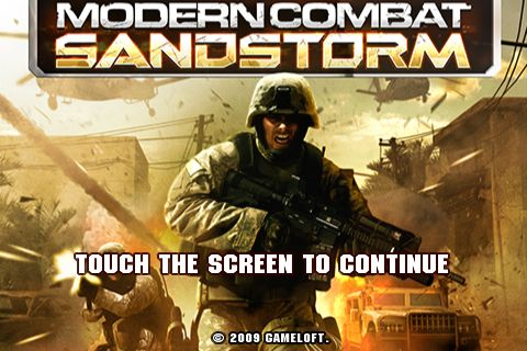 mc1 ss apk data files amrv6 hd hvga no root modern combat sandstorm is