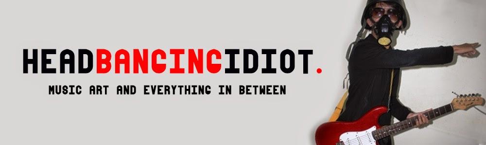 Akmal Ghazali | Head Banging Idiot