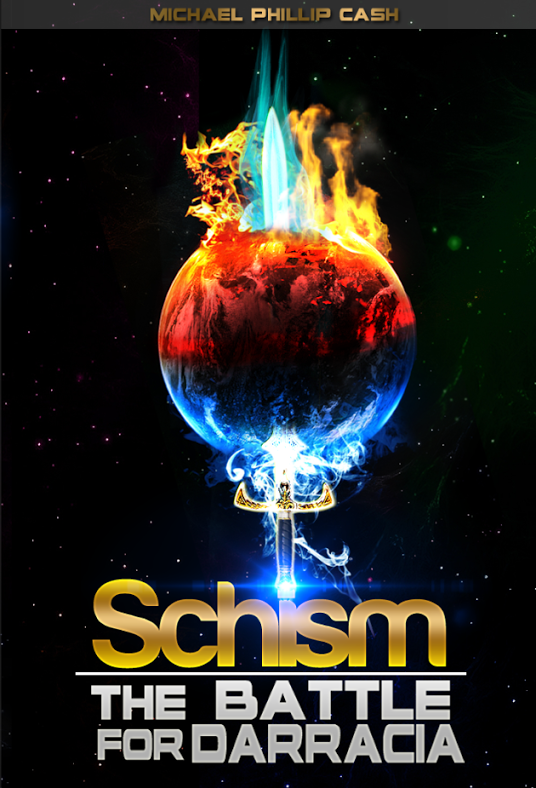 Schism by Michael Thomas Cash