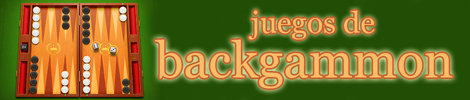 Juegos de backgammon