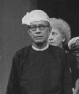 >Than Win Hlaing – Burma Second President – U Ba Oo