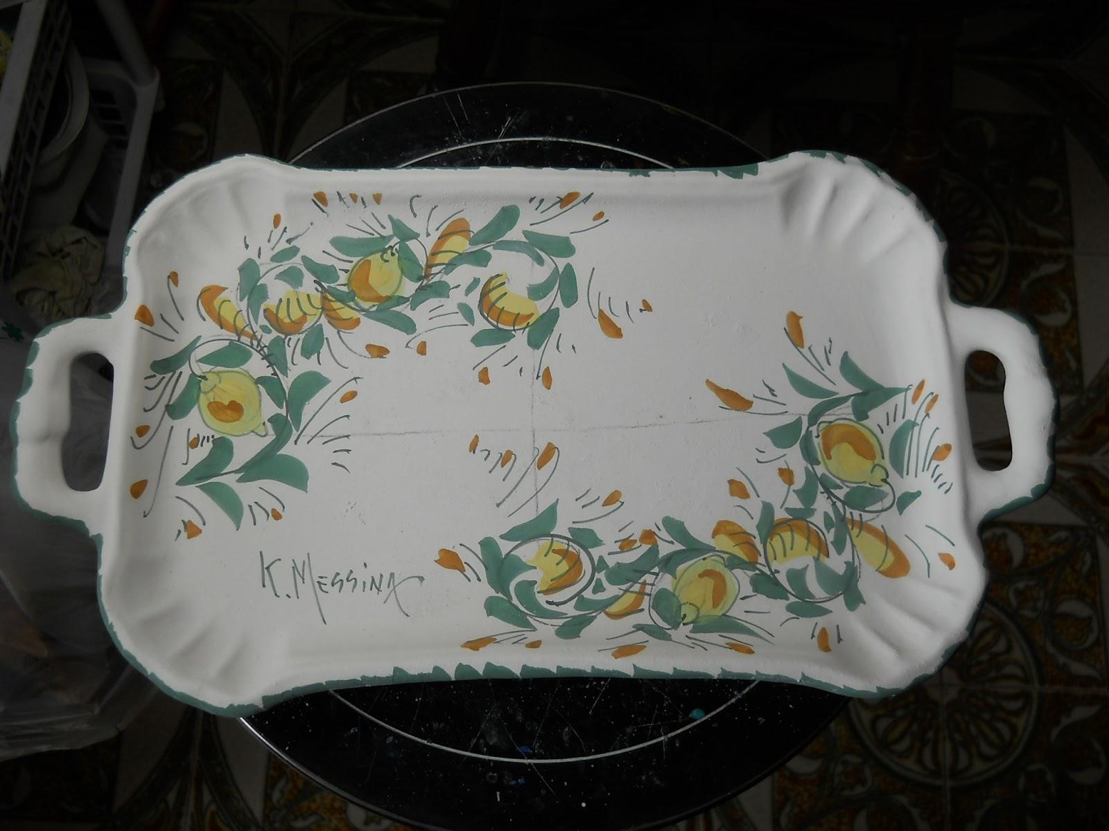 Ceramiche e dintorni: decorazione
