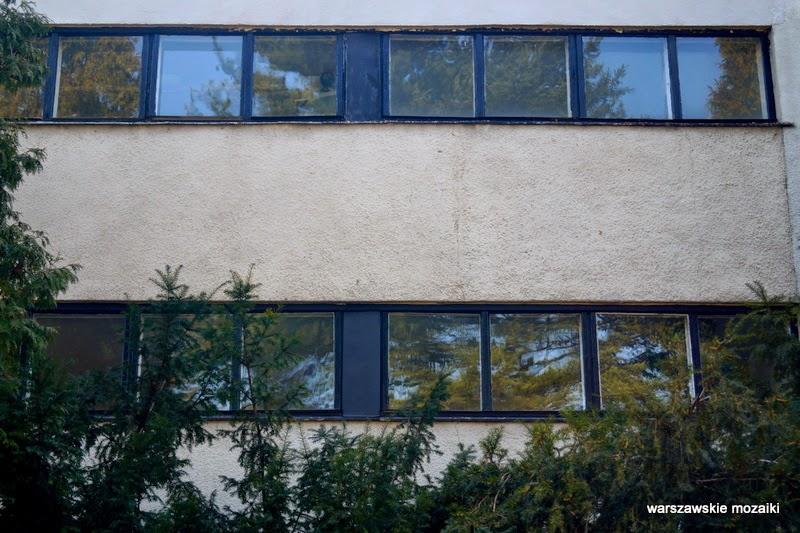 Warszawa Saska Kępa Bohdan Lachert Józef Szanajca Dom Holenderski Praga Południe modernizm