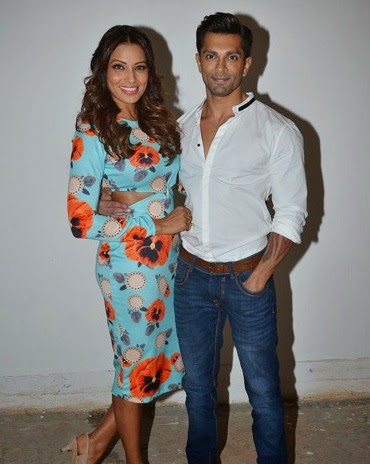 Promotion of Bollywood upcoming movie 'Alone'