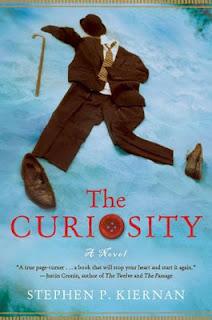The Curiosity, Stephen P. Kiernan cover