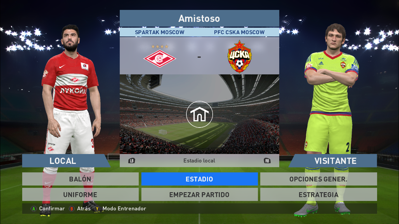 RPL 2016 Patch V0.1/ Pes2016 Pc   PesFreeDownloads