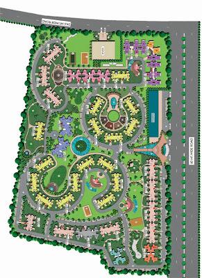 Kings Tower :: Site Plan