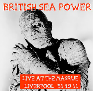 British Sea Power - 31.10.11 REPOST