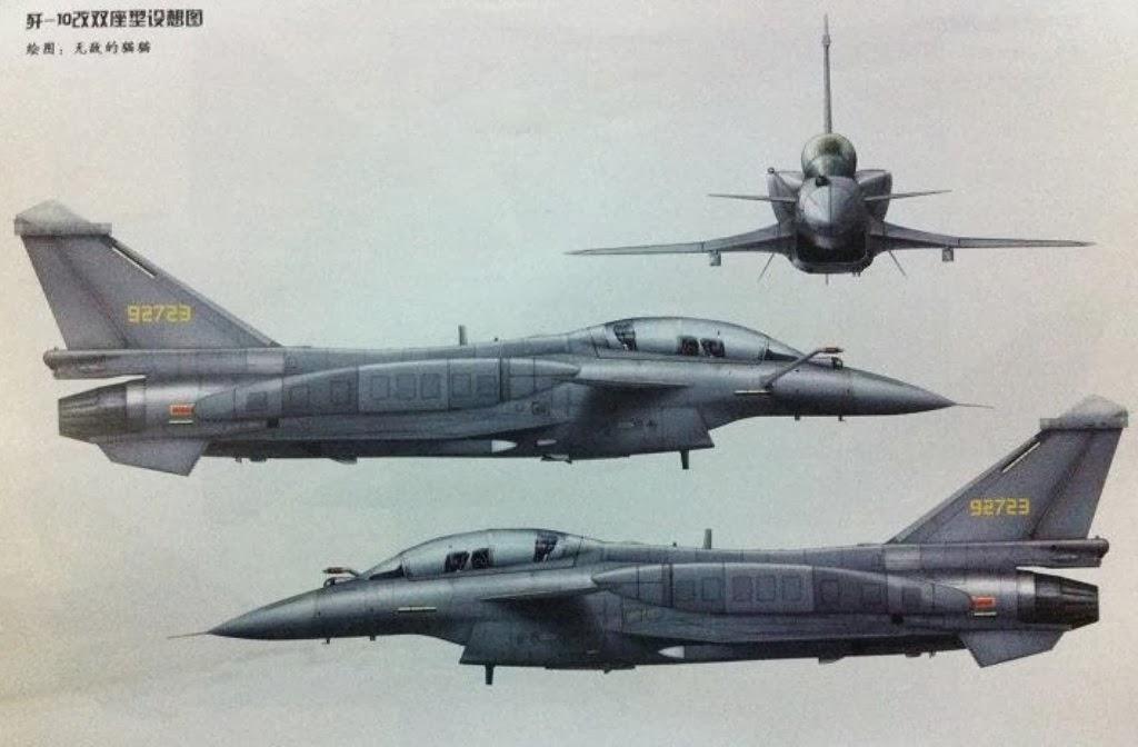 Defense Strategies: China Developing More Advanced J-10C ...
