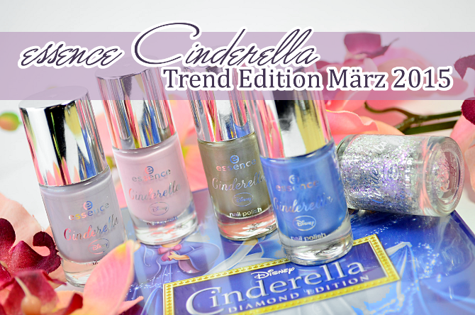 Review essence Cinderella Nail Polish & Top Coat