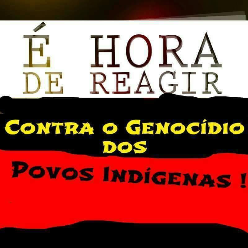 Parar o genocídio