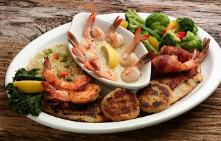 Pictures of Seafoods