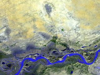 Kawasan Timbuktu, Mali, Afrika Barat