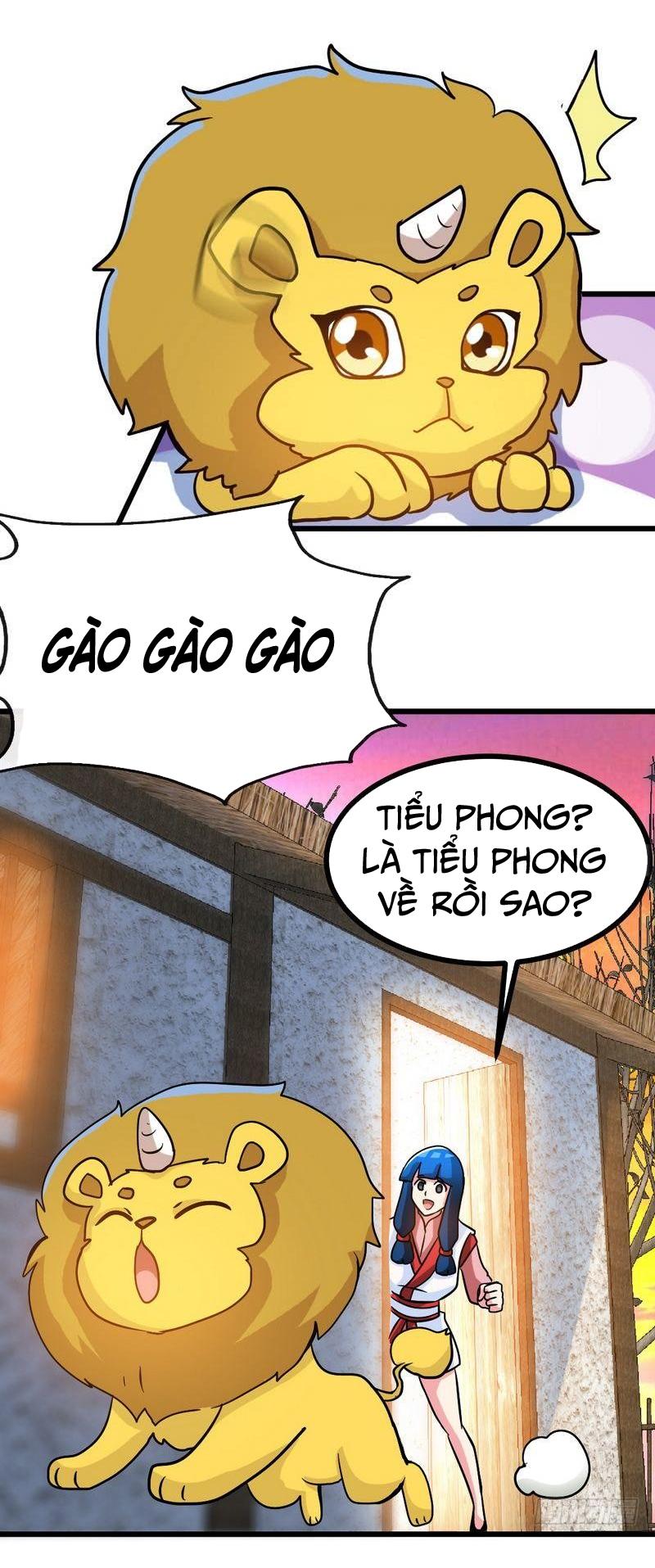 Chí Tôn Thần Ma chap 56 - Trang 8