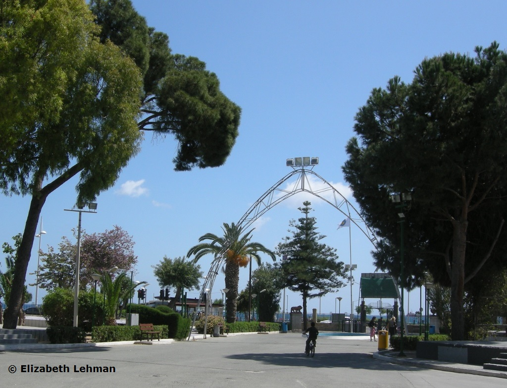 Elegant Limassol Municipal Gardens