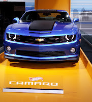 2013 Hot Wheels Camaro Concept Car