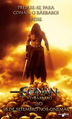 conan obarbaro 3D Conan O Bárbaro Legendado