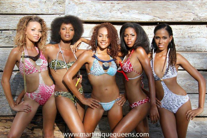 topless women in martinique