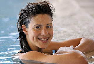 Stephanie Louise Rice Professional Female Top Swimmer Profile And In These Pictures She Looking Beautiful, Hot And Cute.