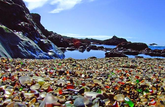 5 Pantai Dengan Kondisi Yang luar Biasa dan terunik