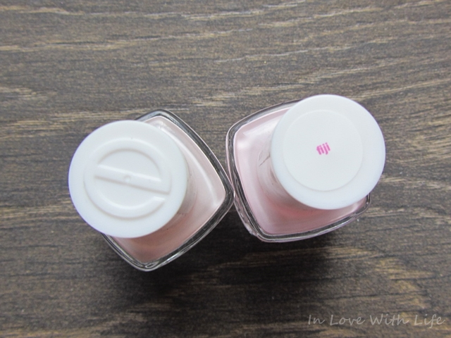 essie - fiji | 2012er Version vs. 2014er Version